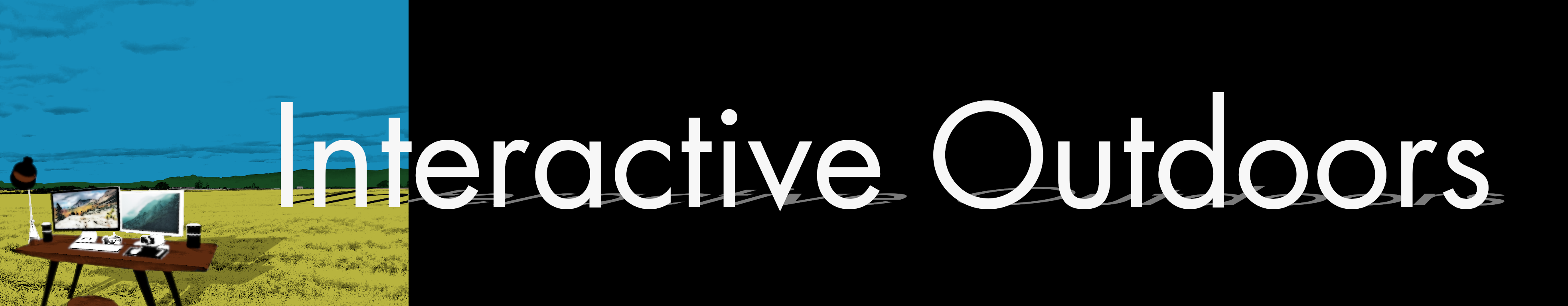 Interactive Outdoors logo